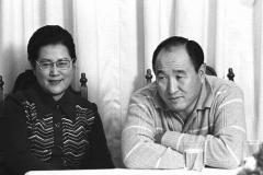 Вон Бок Че с Итинным Отцом