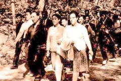 Вон Бок Че с Истинным Отцом