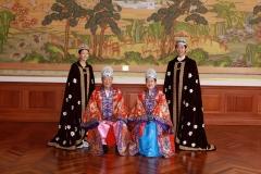 Истинные Родители с Хенг Джином и Ён А Ли